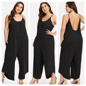 Other - Plus Size Cami Jumpsuit